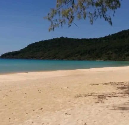 Koh Rong in Top 21 Beaches in the World