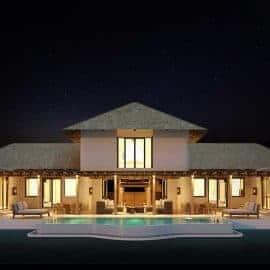 The Royal Sands Koh Rong - Villa